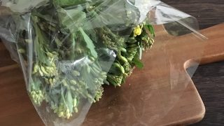 実践的!野菜の保存法