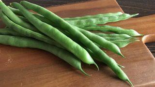 インゲン green beans
