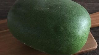 ミニ冬瓜 wax gourd