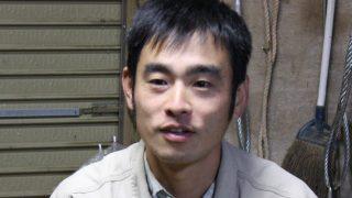代表・松野が聴く!生産者・大内さん 前編 – 故郷で始める有機農業 –