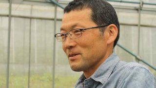 代表・松野が聴く!生産者・大島さん 後編 – 有機農業とハウス栽培 –