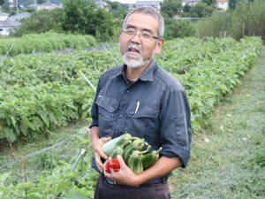 有機農家さん